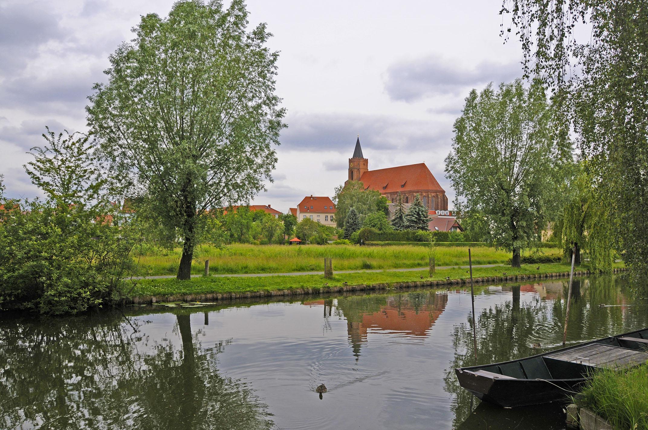 Wohnungen In Beeskow